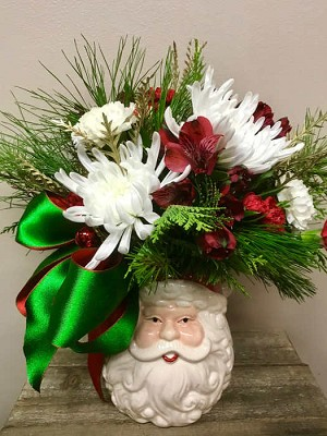 Jolly Old St Nick Bouquet